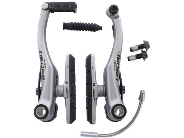 Shimano Deore Trekking BR-T610 Bremse V-Brake silber